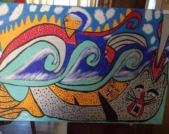 Catfish typhoon