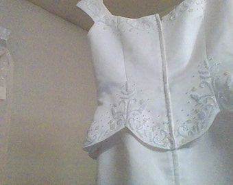 MoonLight Wedding Gown Size 12
