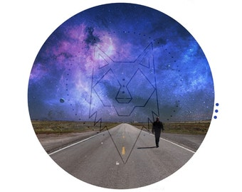 Galaxy walk