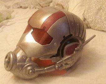 Ant-man v1 resin cast helmet.