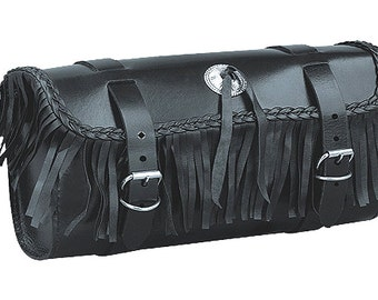 Hand made Large Leather Tool bag