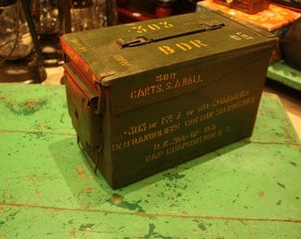 Ammunition box