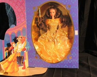 Belle, Barbie, First in Series