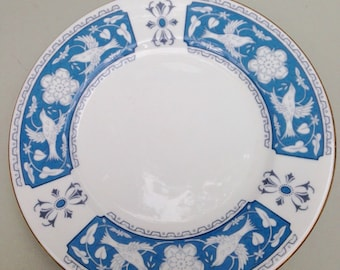 Royal Albert Tudor Rose Bread Plates