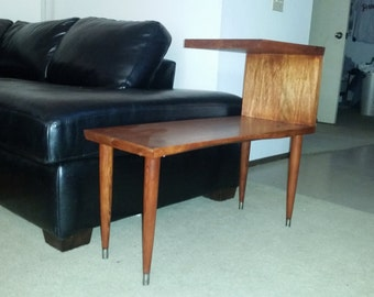 Hand made end table