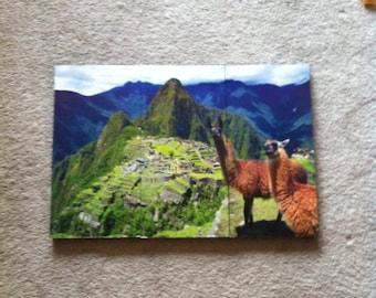 Machu Picchu Frame