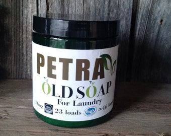 All Natural Eco Friendly Laundry Soap