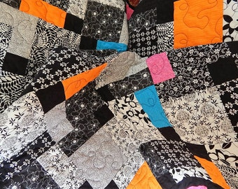 All Sorts Lap Quilt