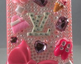 Pink hello kitty case