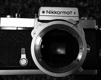 Nikkormat... Nikon