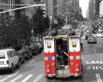 FDNY post 9/11