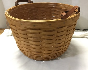 Longaberger Hostess Wildflower Basket 1992 (10111)