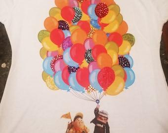 Up disney shirt