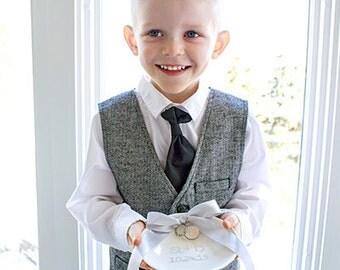 Personalized Keepsake Wedding Ring Dish