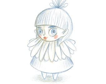 Small fleurette