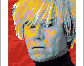 ANDY WARHOL Canvas