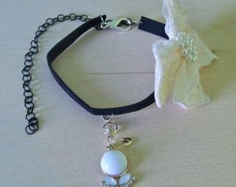 Fancy Choker Necklace
