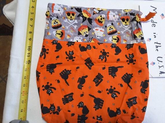 Halloween trick or treat bag 9E