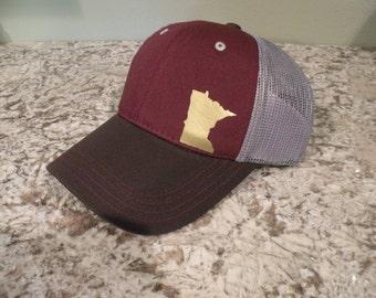 Customizable state hat