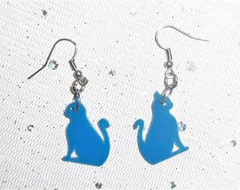 "Earrings ""Cat"""