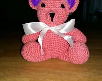 Lovely cute teddy bear