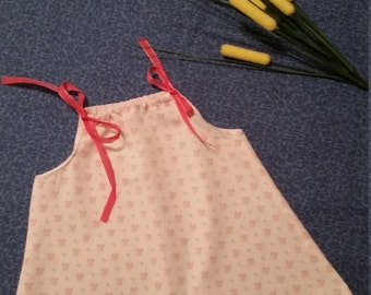 NEW - Isla O baby dress in Pink Floral