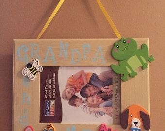 Handmade Children's Frame