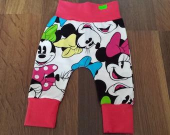 Harem style pants for girls