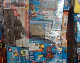 Kids Toys Pallet