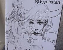 Little Sketchbook (Mini Sketch Art Collection)