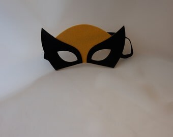 Sale ~ Wolverine Mask - X-men birthday party favors