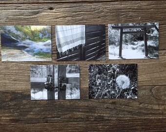 Tassajara photocards - set 2