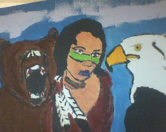 custom and spirit art