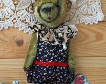 Teddy bear  Rosemary.