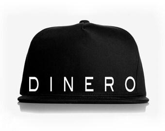 NICKS n DIMES  Dinero Money Urban Street Apparel Snapback Hat