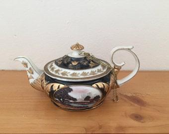Shudehill Collectors Miniature Teapot
