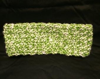 Crocheted Star Stitch Earwarmer