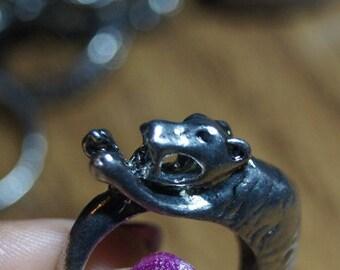 Beautiful Panther Ring