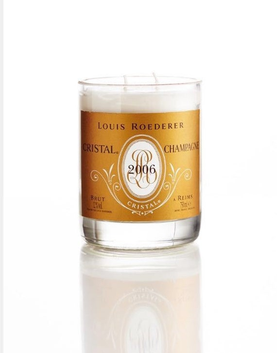 Creed aventus Crystal candle