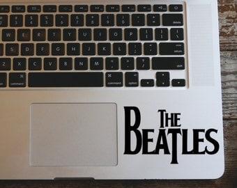 The Beatles vinyl decal sticker