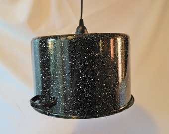 Pot Pendant Light