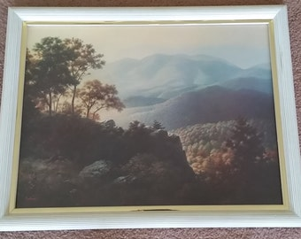 "Dalhart Windberg ""The Flourish of Nature's Framed Lithograph Print"