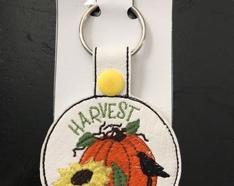 Harvest Blessing Key Fob