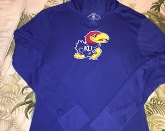 University of Kansas Jayhawks Hoodie
