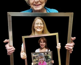 Generations photo artwork