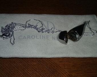 Caroline Neron Jardin Secret Pendant Necklace