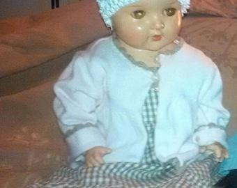 Vintage Composition Doll