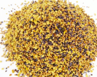Bee pollen from eco farm Ecological pollen Bee Pollen organic