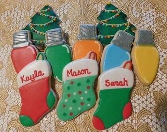 Christmas / Holiday Sugar Cookies