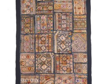 Patch Work Wall Hanging Tapestry
